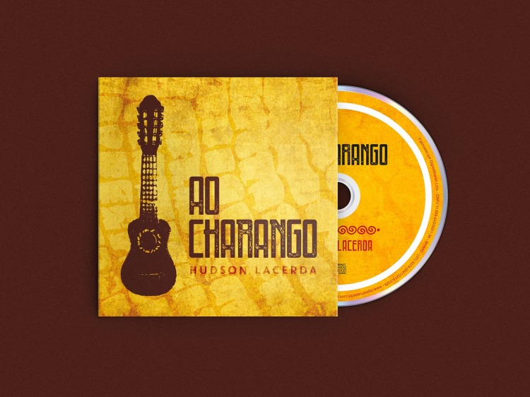 "CD ""Ao Charango"" - capa"